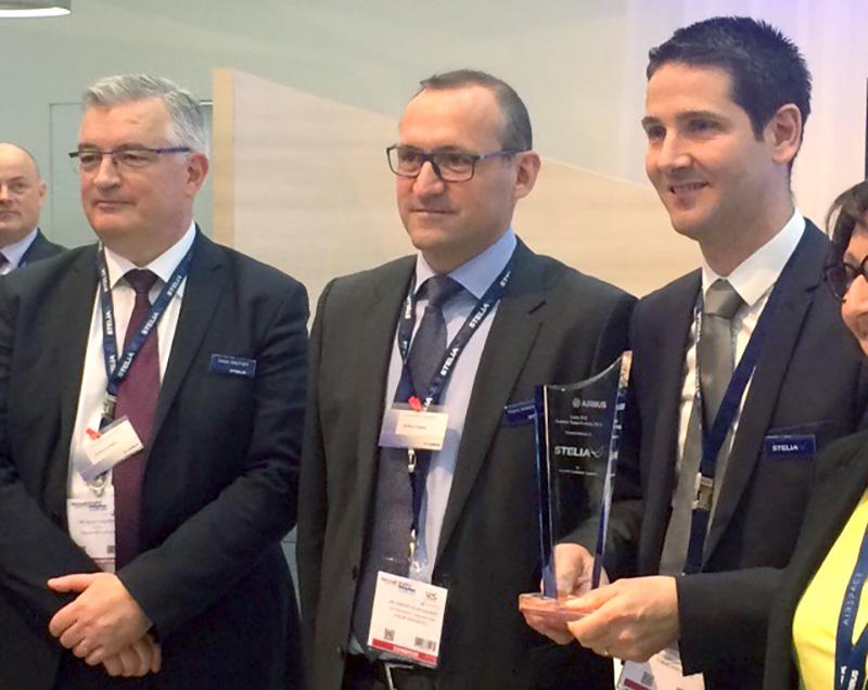 Award-STELIA-Aerospace