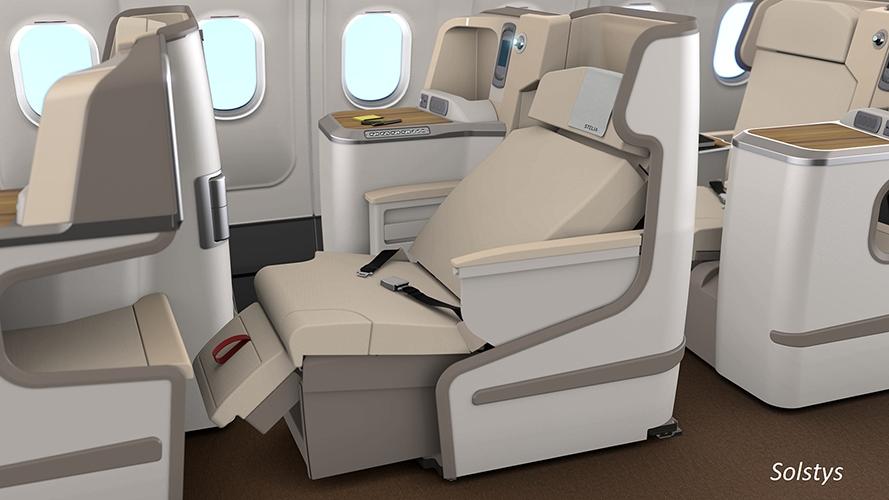 Passenger seats | STELIA Aerospace