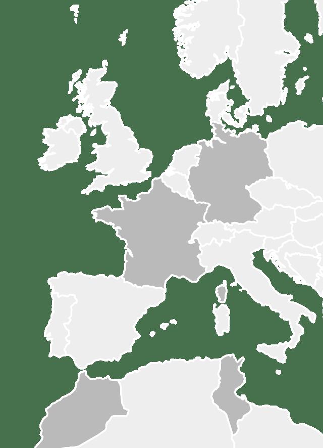 carte-europe-et-afrique
