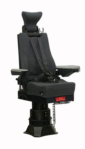 e_siege cockpit A400M