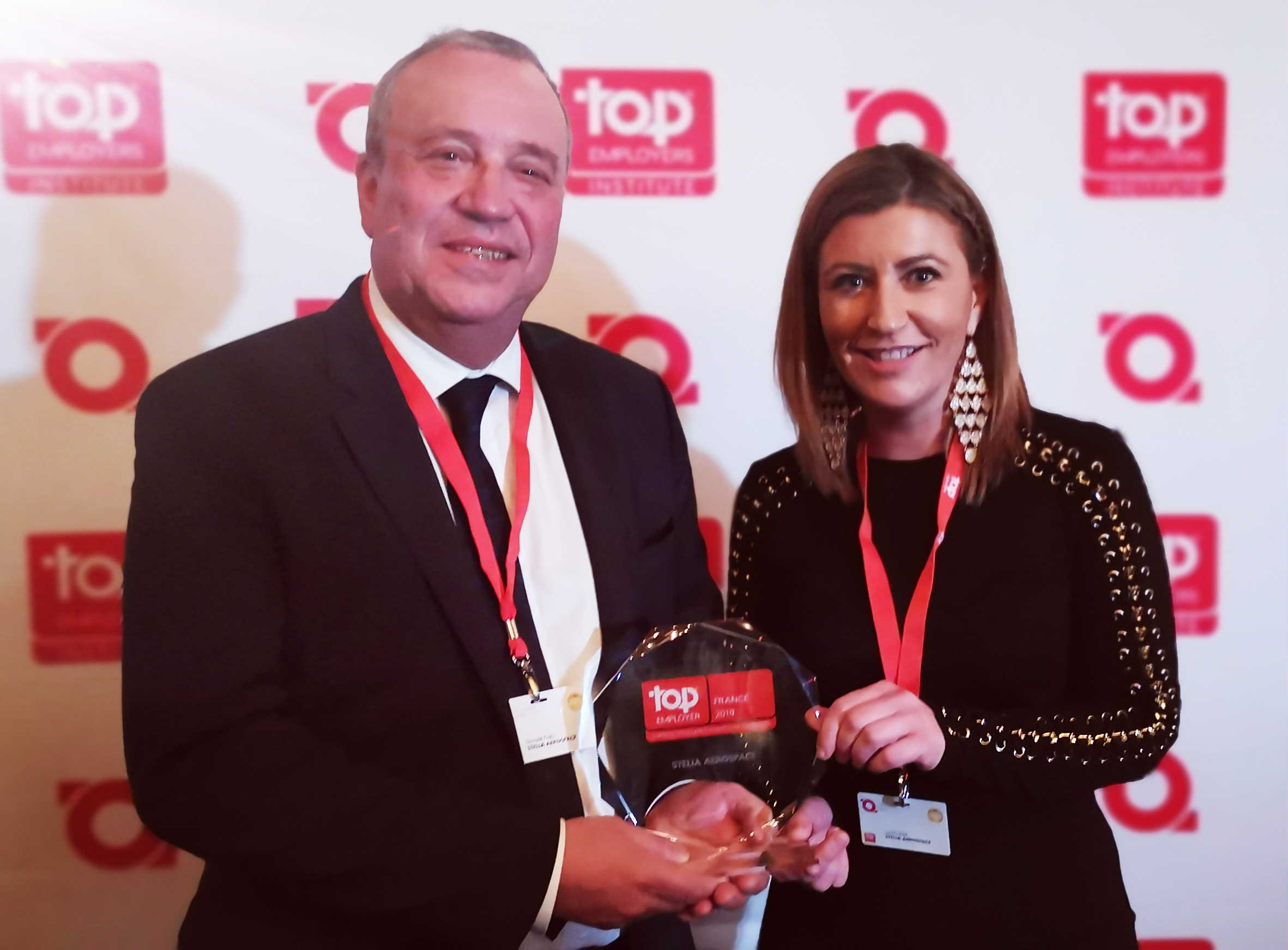 STELIA Aerospace Top Employer
