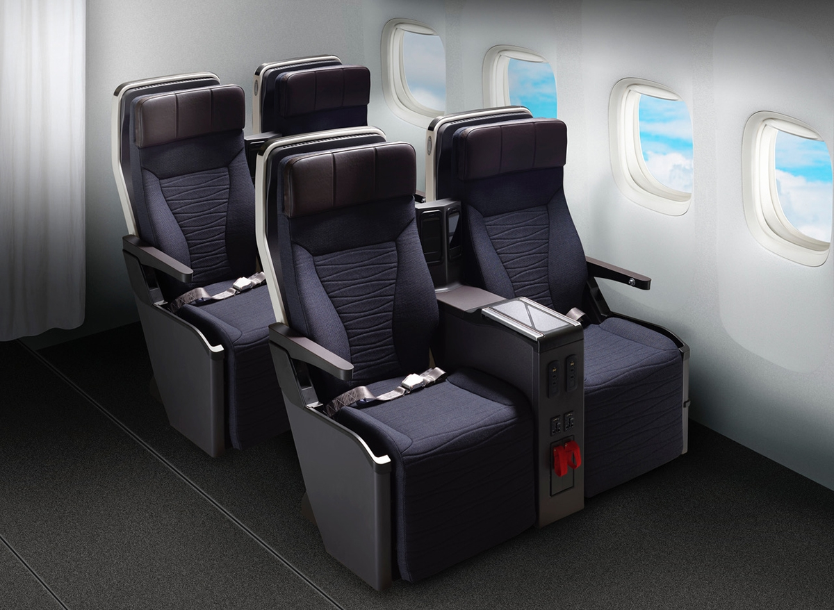 CELESTE GulfAir cabine