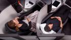 STELIA AEROSPACE OPERA_BUSINESS CLASS SEAT SLEEP