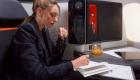 STELIA AEROSPACE OPERA BUSINESS CLASS SEAT WORK